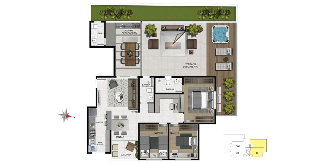 Apartamento 103
